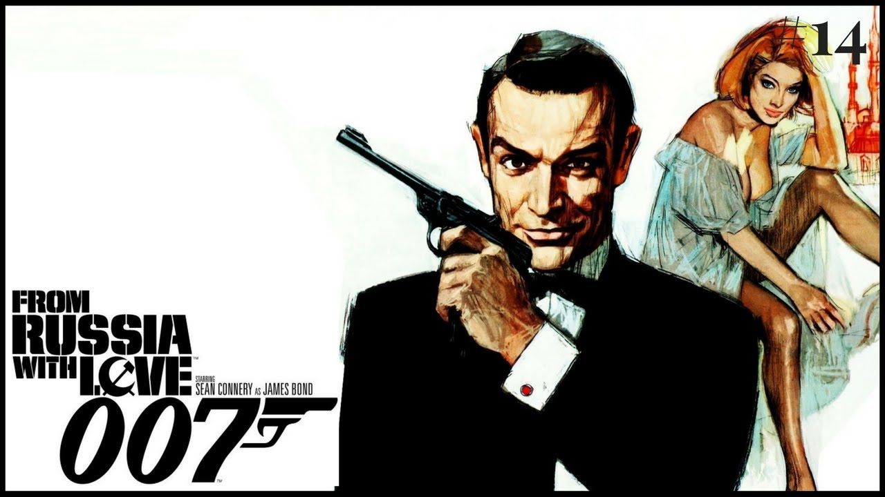 James Bond 007 From Russia With Love Part 14 Octopus Base