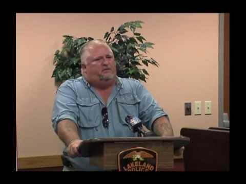 Good Samaritans Honored at Lakeland Police Department