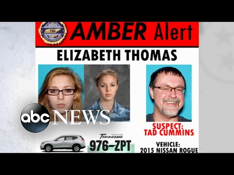 Thumbnail: Manhunt for teacher who allegedly abducted student