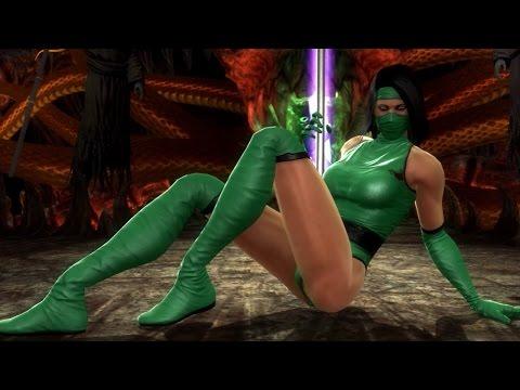 Mortal Kombat 9: All Victory Poses All Alternatives Costumes  PC Version
