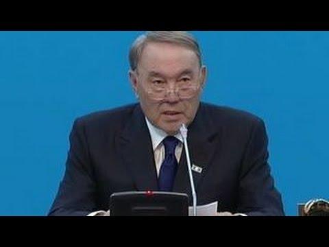 Президент Казахстана призвал Россию и Турцию расследовать инцидент со сбитым Су-24