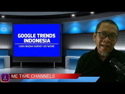 Google Trends Indonesia, Cara Survey Pasar Online