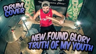 Otto owning... age with a drum cover of New Found Glory - Truth Of ...