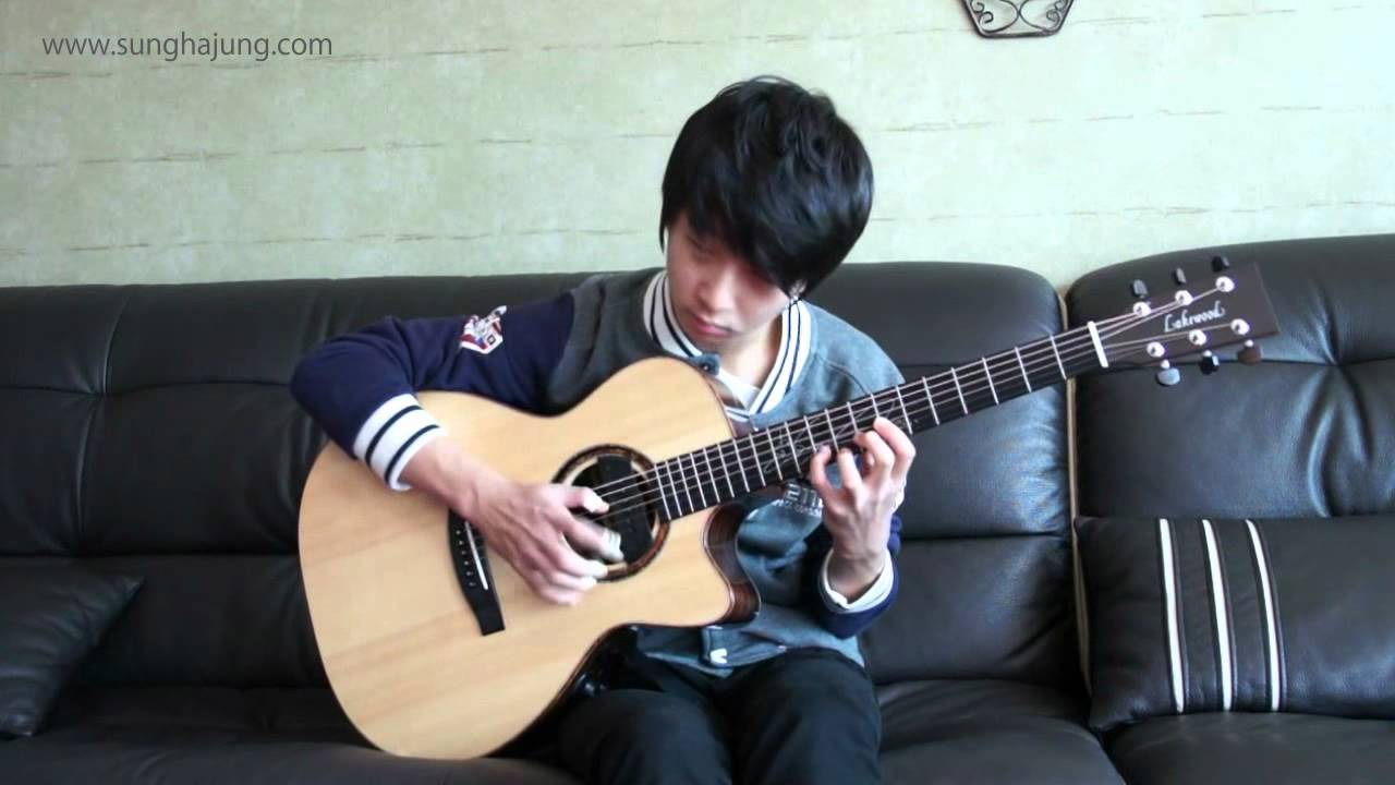 (Taylor Swift) You Belong With Me - Sungha Jung