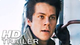 MAZE RUNNER 3: Die Auserwählten in der Todeszone Trailer German Deutsch (2018)