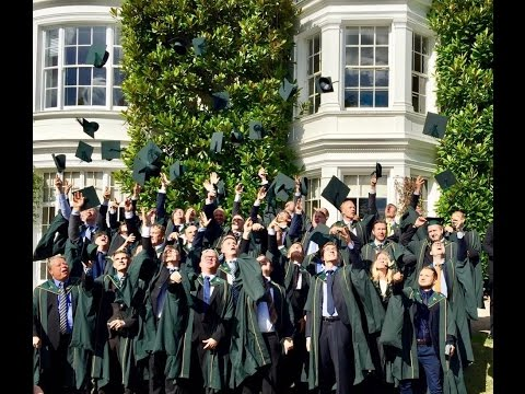 Graduation Day & Degree Ceremony, Henley Business School, Sep. 2016
