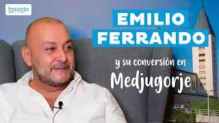 El impactante testimonio de Emilio Ferrando y cómo la Virgen lo rescató en Medjugorje