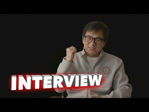 The Foreigner: Jackie Chan Exclusive Interview