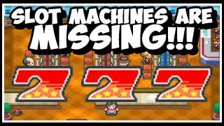 Pokeology Facts: Deleted Content - Goldenrod Slot Machines [HG/SS]