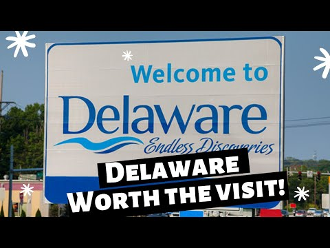 We Stopped In Delaware And Loved It!!!
