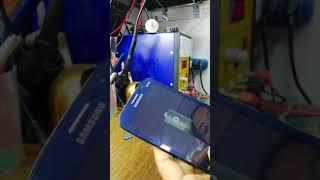 Celular no sube la carga/no pasa del logo de la batería/o solo prende la luz indicadora de carga