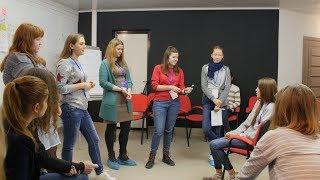Обучение волонтеров Всемирного Фестиваля молодежи и студентов