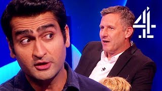 Kumail Nanjiani Explains What It's Like Being A Muslim In America | The Last Leg