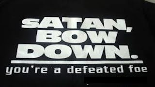 Jehovah vs Satan: The Hostile Enmity! The Devil is Whooped; A Defeated Foe.