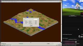 SimCity 2000 - 30k population Speedrun in 1:19.77