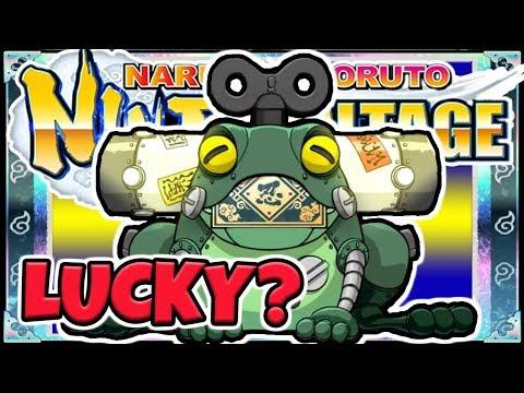 Lets Get Lucky Using 40 FREE Summons Tickets - Naruto X Boruto Ninja Voltage