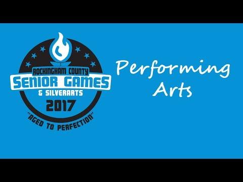 2017 Performing Arts Program - Rockingham County Senior Games