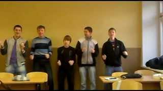 эротический танец студентов под носа )