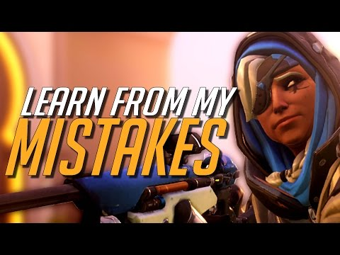 Learn from MY Mistakes | Overwatch