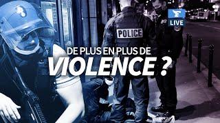 🔴🚔 L'insécurité est-elle EN HAUSSE en France?
