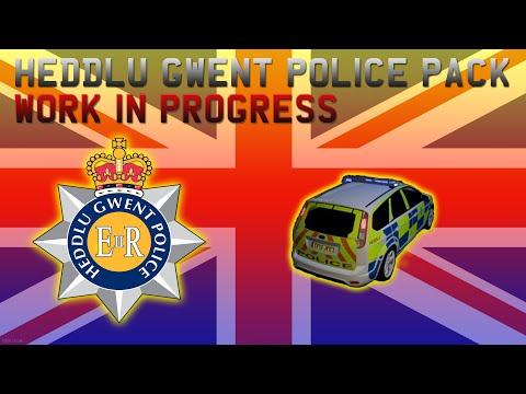 Heddlu Gwent Police Pack [WIP/IV/EFLC]