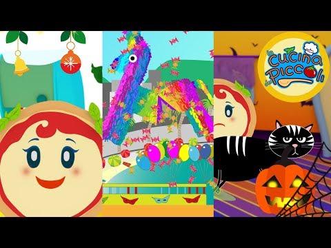 Canzoni e filastrocche per bambini festive   Carnevale   Halloween   Natale