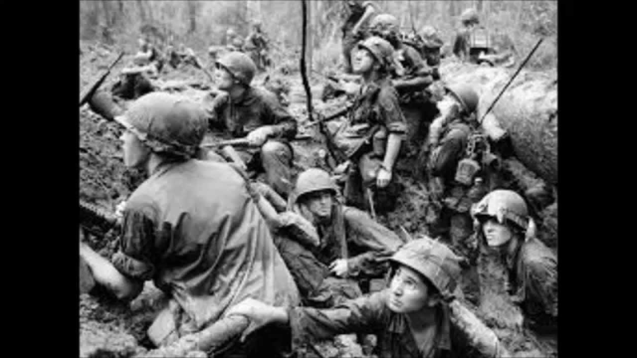 Vietnam War Timeline 1962-1967 - YouTube