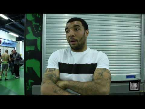 Troy Deeney - 'I've had someone wait outside the baby changing room before'