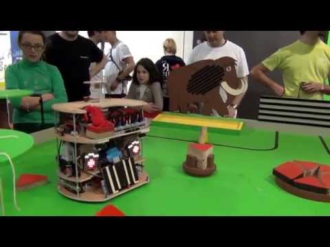 2014 - PM-ROBOTIX - Démo des robots