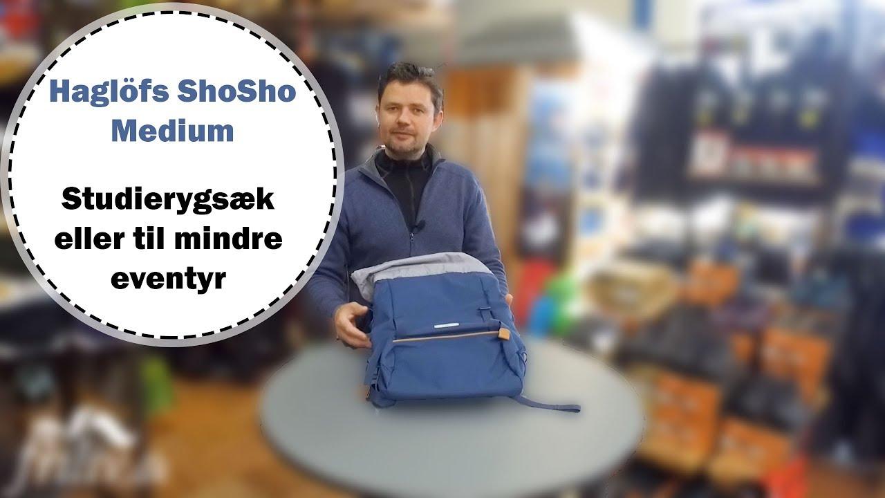 Haglofs Shosho Medium Youtube