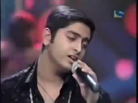 The young Arijit Singh Live Meri Soni Meri Tamanna Fame Gurukul ||