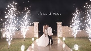 Athina & Nikos (Wedding Trailer)