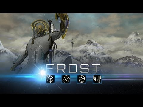 Frost Dps Build Warframe