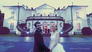 Wesele w Pałacu Radziwiłłów i ślub w kościele Mariackim teledysk ślubny