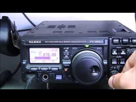 3 em 1 ALPHA TELECOM: YAESU FT-897D + TM-D700 + FT-60R