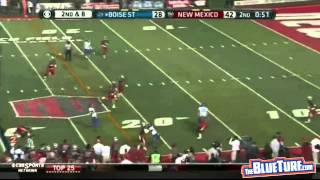 Boise State vs New Mexico 2014