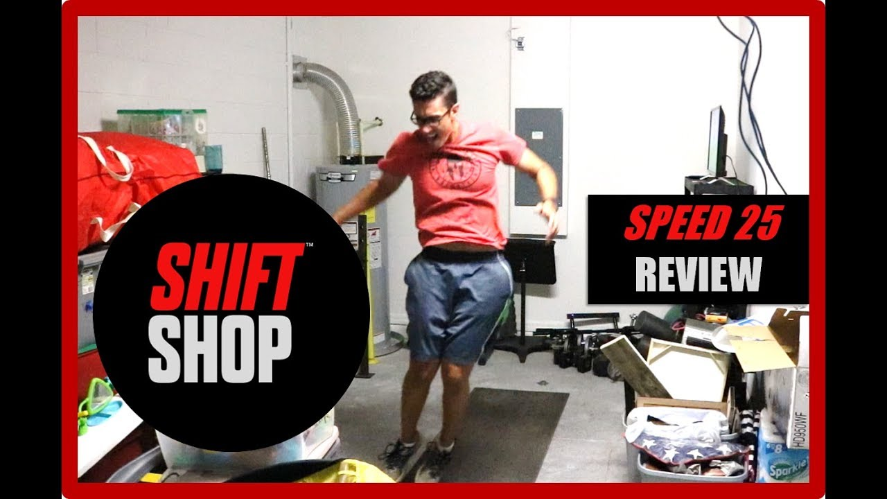 Shift Shop Speed 25 Review - Day 1 is 25 Mins Enough?