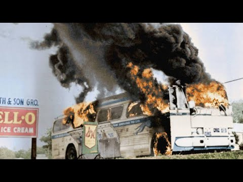 The Heinous 1961 KKK Attack on the Freedom Riders