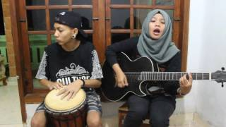 Gambar cover MOMONON - Go Green Cover By @ferachocolatos ft. @gilang