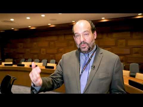 Entrevista com o diretor do escritório da OIT em Nova Iorque