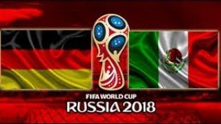 Alemanha vs México - Mundial Rusia 2018 - Gols & Melhores Momentos