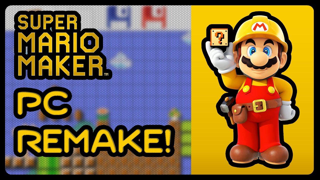 Super Mario Maker 2 PC Game Free Download Full Version