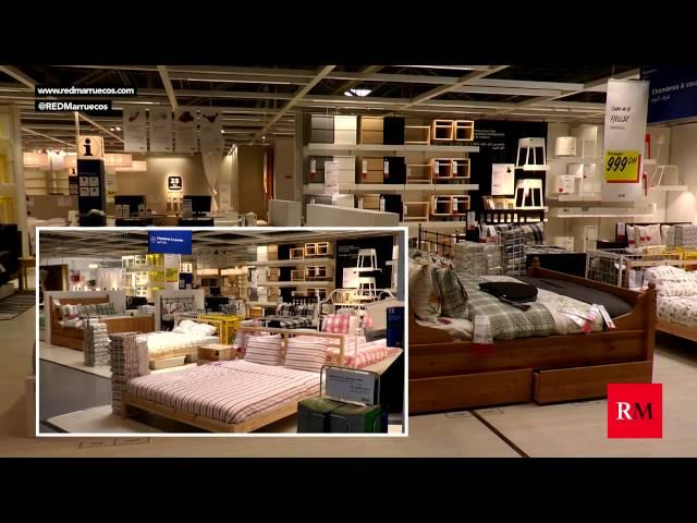 Así es el nuevo IKEA de Zenata, en Casablanca