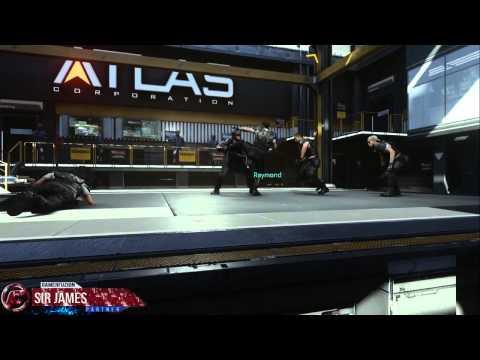 Call of Duty Advanced Warfare Walkthrough Part 2 Atlas