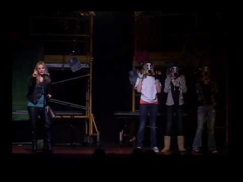 Maureen's Monologue - Eliza Mantz - Rent.wmv