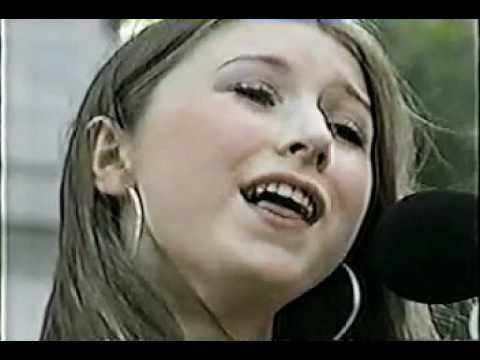 Never Say Goodbye - Hayley Westenra - Wisconsin 2004 (3 of 8)