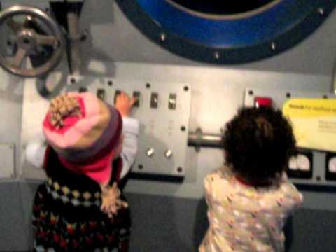 Shedd Aquarium Submarine