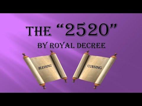 2520 by Royal Decree Full video