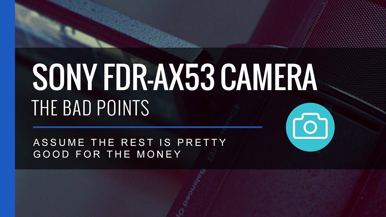 Видеокамера sony fdr-ax53 купить за 69 088 руб. Руб. С доставкой во все регионы россии, беларуси, казахстана, армении, киргизии. Есть отзывы,