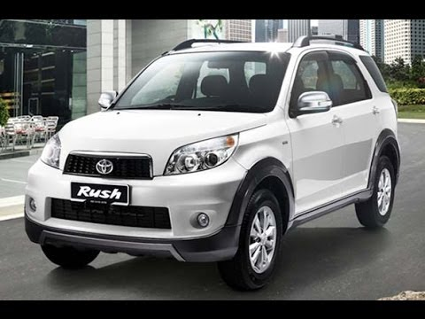New Toyota Rush 2014 Review Interior Exterior